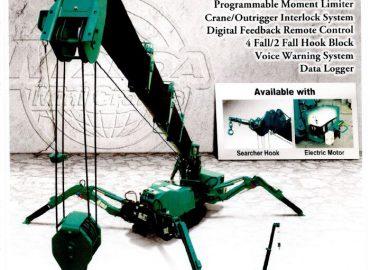 Maeda 285 Crawling Crane Hire In Sydney
