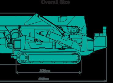 Crawler Crane Maeda MC-305C