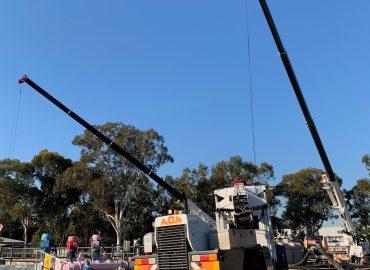All Terrain Crane Franna AT – 20 Hire In Sydney