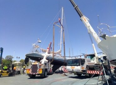 All Terrain Crane Franna AT – 20
